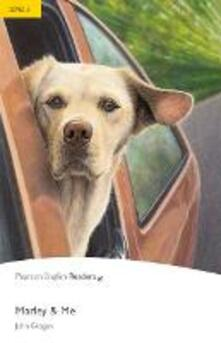 Level 2: Marley and Me Book  - John Grogan - cover