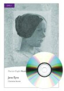 Level 5: Jane Eyre Book and MP3 Pack - Charlotte Bronte - cover