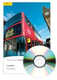 Level 2: London Book and MP3 Pack - Vicky Shipton,Paul Shipton - cover