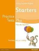 Libro in inglese Young Learners English Starters Practice Tests Plus Students' Book Marcella Banchetti