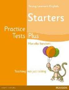 Young Learners English Starters Practice Tests Plus Students' Book - Marcella Banchetti - cover