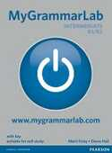 Libro in inglese MyGrammarLab Intermediate with Key and MyLab Pack Mark Foley Diane Hall