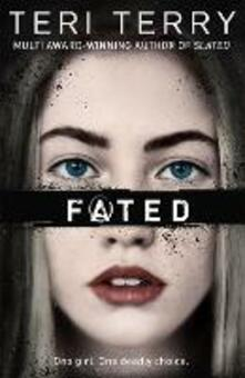 Fated - Teri Terry - cover