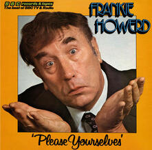 Frankie Howerd  Please Yourselves - David McKellar,David Nobbs - cover