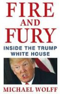 Fire and Fury - Michael Wolff - cover