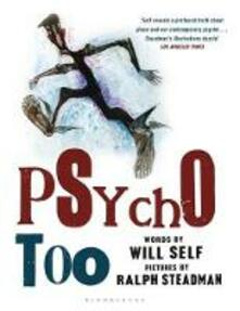 Psycho Too - Will Self - cover