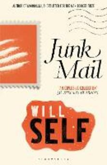 Junk Mail: Reissued - Will Self - cover