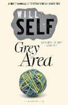 Grey Area: Reissued - Will Self - cover