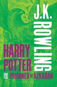 Libro in inglese Harry Potter and the Prisoner of Azkaban  - J. K. Rowling