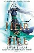 Libro in inglese Heir of Fire Sarah J. Maas