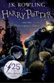 Libro in inglese Harry Potter and the Philosopher's Stone J. K. Rowling