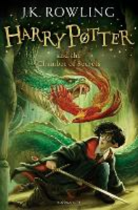Libro in inglese Harry Potter and the Chamber of Secrets  - J. K. Rowling