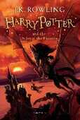 Libro in inglese Harry Potter and the Order of the Phoenix J. K. Rowling