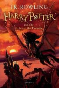 Libro in inglese Harry Potter and the Order of the Phoenix  - J. K. Rowling