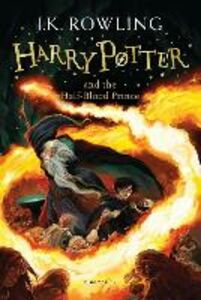 Libro in inglese Harry Potter and the Half-Blood Prince  - J. K. Rowling