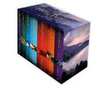 Libro in inglese The Harry Potter Box Set: The Complete Collection Children's J. K. Rowling