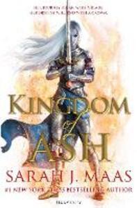 Kingdom of Ash: INTERNATIONAL BESTSELLER - Sarah J. Maas - cover