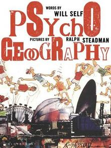 Psychogeography - Will Self - cover