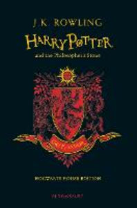 Libro in inglese Harry Potter and the Philosopher's Stone - Gryffindor Edition  - J. K. Rowling