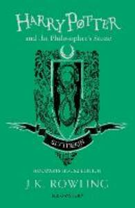 Harry Potter and the Philosopher's Stone - Slytherin Edition - J. K. Rowling - cover