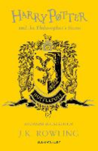 Libro in inglese Harry Potter and the Philosopher's Stone - Hufflepuff Edition  - J. K. Rowling