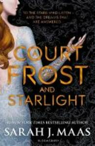 A Court of Frost and Starlight - Sarah J. Maas - cover