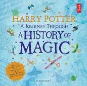 Libro in inglese Harry Potter - A Journey Through A History of Magic British Library