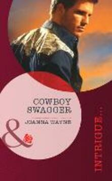 Cowboy Swagger (Mills & Boon Intrigue) (Sons of Troy Ledger, Book 1)