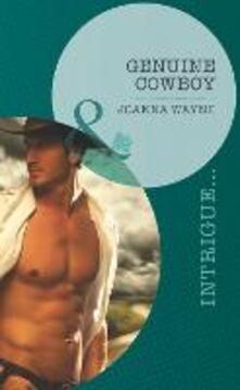 Genuine Cowboy (Mills & Boon Intrigue)