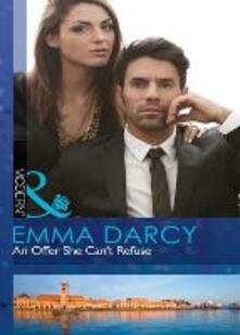 Offer She Can't Refuse (Mills & Boon Modern)