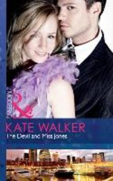 Devil and Miss Jones (Mills & Boon Modern)