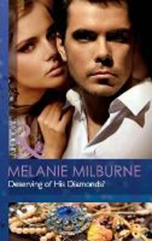 Deserving of His Diamonds? (Mills & Boon Modern) (The Outrageous Sisters, Book 1)