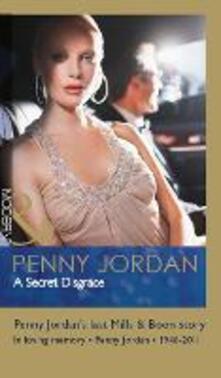 Secret Disgrace (Mills & Boon Modern)