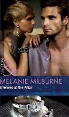 Enemies at the Altar (Mills & Boon Modern) (The Outrageous Sisters, Book 2)
