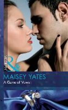 Game of Vows (Mills & Boon Modern)