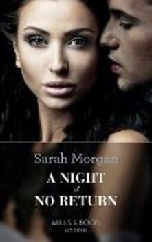 Night of No Return (Mills & Boon Modern) (The Private Lives of Public Playboys, Book 1)