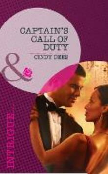 Captain's Call of Duty (Mills & Boon Intrigue) (The Kelley Legacy, Book 6)