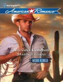 Arizona Cowboy (Mills & Boon American Romance)