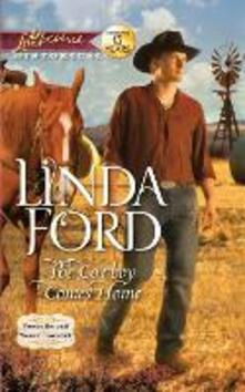Cowboy Comes Home (Mills & Boon Love Inspired Historical)