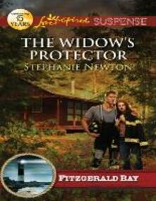Widow's Protector (Mills & Boon Love Inspired Suspense) (Fitzgerald Bay, Book 4)