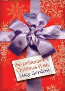 Millionaire's Christmas Wish (Mills & Boon M&B)