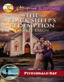 Black Sheep's Redemption (Mills & Boon Love Inspired Suspense) (Fitzgerald Bay, Book 5)