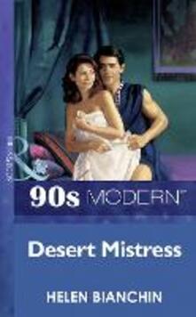 Desert Mistress (Mills & Boon Vintage 90s Modern)