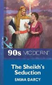 Sheikh's Seduction (Mills & Boon Vintage 90s Modern)