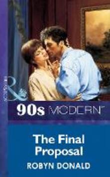 Final Proposal (Mills & Boon Vintage 90s Modern)