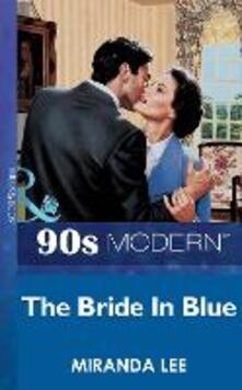 Bride In Blue (Mills & Boon Vintage 90s Modern)