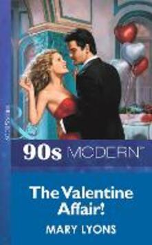 Valentine Affair (Mills & Boon Vintage 90s Modern)