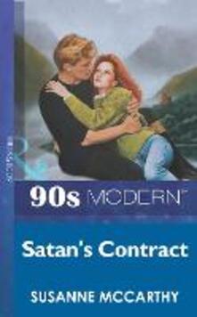 Satan's Contract (Mills & Boon Vintage 90s Modern)