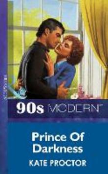 Prince Of Darkness (Mills & Boon Vintage 90s Modern)