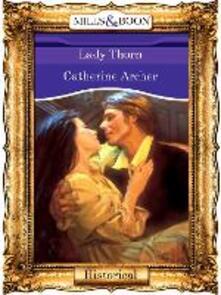 Lady Thorn (Mills & Boon Vintage 90s Modern)